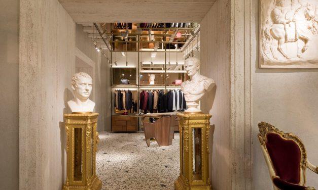 Lojas em Roma