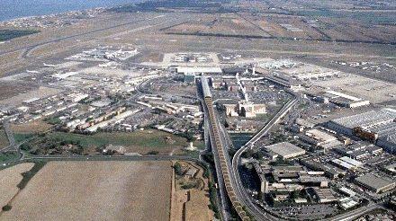 AEROPORTO DE ROMA LEONARDO DA VINCI FIUMICINO