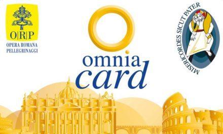 Omnia Vatican Card e Rome Card
