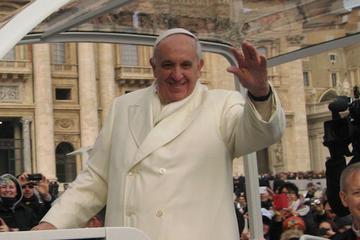 Audiência com o Papa Francisco