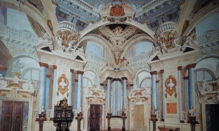 MUSEO DEGLI  ARGENTI  DI  PALLAZO  PITTI